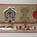 Candy Cane Christmas by Carol Barr