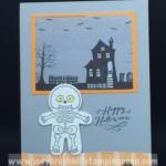 Cookie Cutter Halloween by Tamra Davis